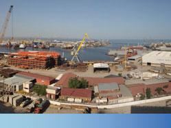 Caspian Shipyard Company (CSC) in Azerbaijan is the first